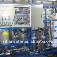 1000L H Sea Water Desalination Water