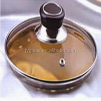 tempered glass lid high dome pan cover G type