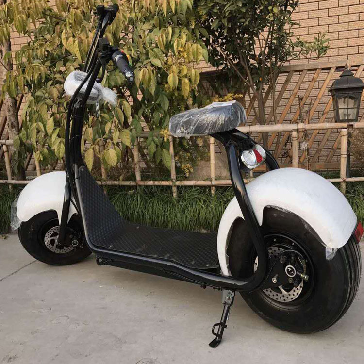 chainless battery assisted adult haley electric scooter bike
