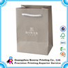 With handle gift luxury shopping paper bag with logo print