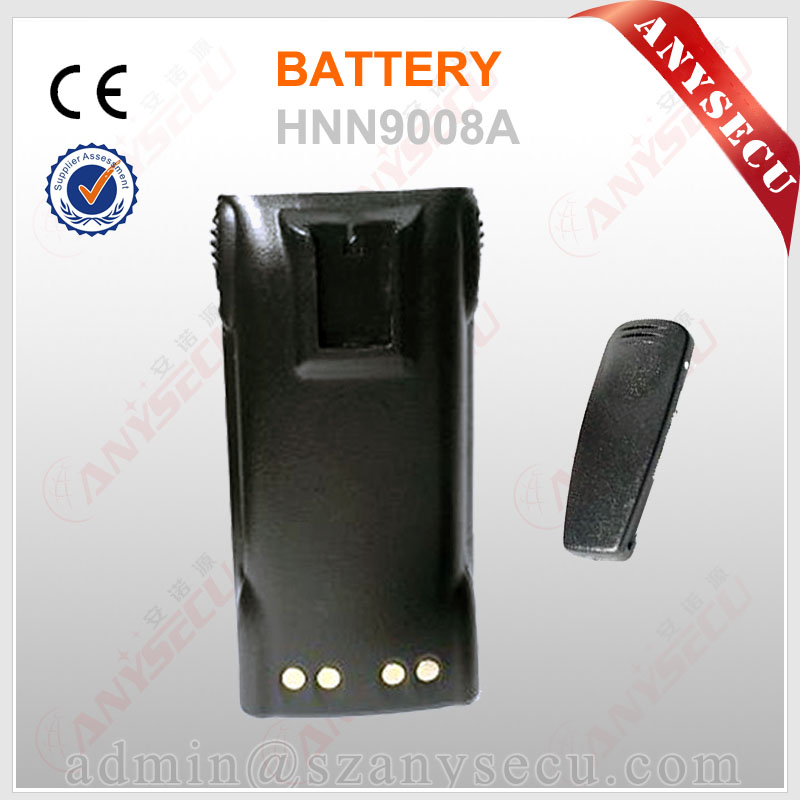 encrypted two way radios HNN9008A battery for GP-328 GP-338 radio rechargerable battery