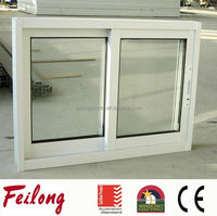 Aluminum Sliding Glass Window Comply With AS2047 in Australia & NZ