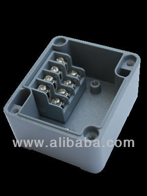 Aluminum Terminal Enclosure 4 Position