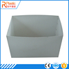 China factory price fluted pp plastic packing container