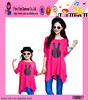 Hot Sale Sunshine Princess Clothes Custom New Special Top Quality Autumn Fashion Child Mother Clothes