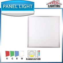 600x600 mm 60x60 cm 2ftx2ft smd 2835 24volt rgbw led panel light with 3 years warranty