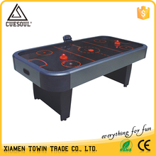 Professional fold up air hockey table sale
