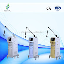 Painless fractional co2 laser beauty laser machine hot new products for 2014