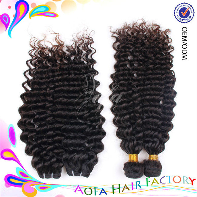 Wholesale hot selling factory price 100% hand tied virgin indian remy hair weft