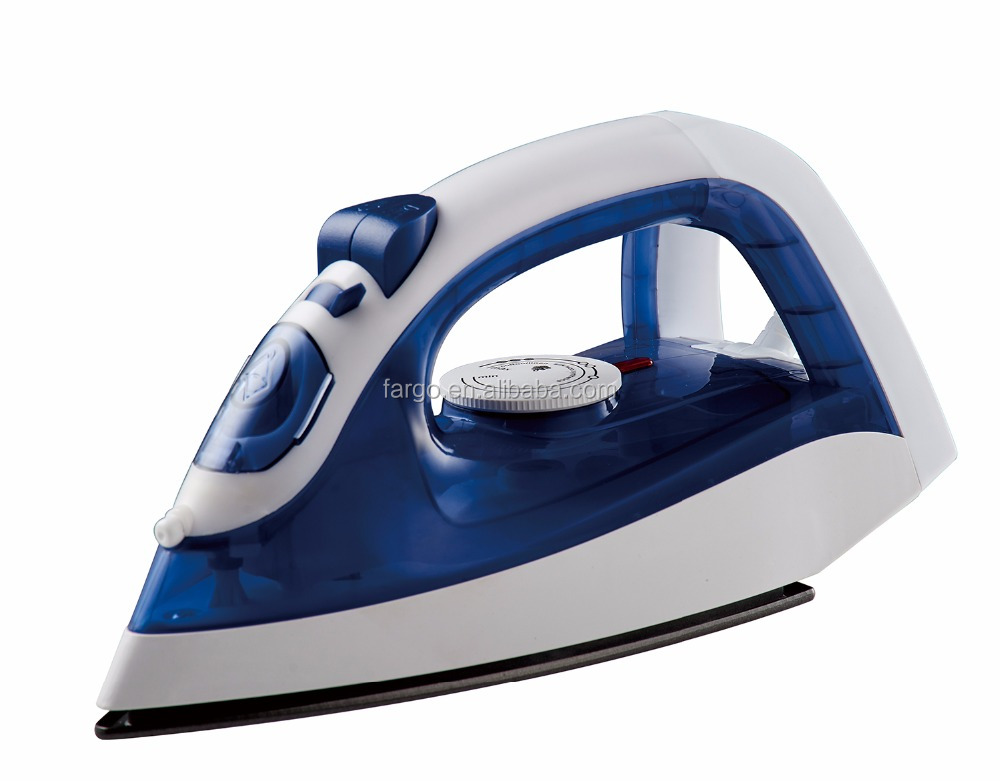 PL-190A New design Dry Spray laundry steam iron steam press iron electrical iron