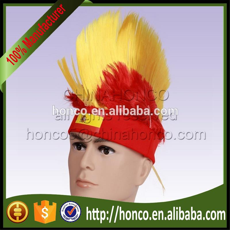 Spain fan german bandana Spain pirate hat for EURO 2016