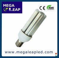 2015 25w e27 led corn light bulb great heat sinking for closed fixture system