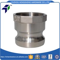 2016 Saving Water High Quality Stainless Steel Quick Coupling Pipe Joints