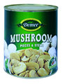 Canned Mushrooms Pieces and Stems