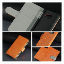 Luxury Mobile Phone Leather Flip Wallet Cover For Samsung Galaxy A3 A310 Case