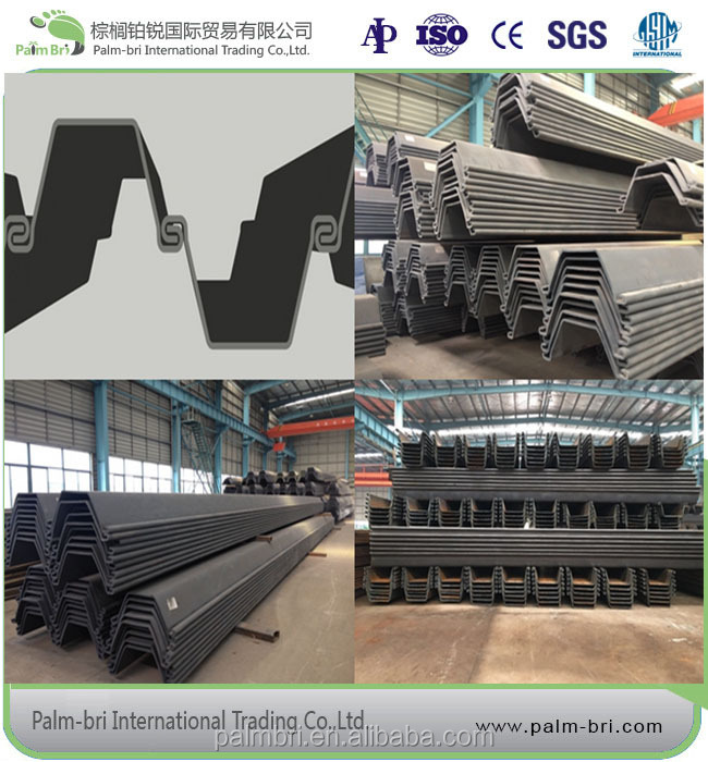 Chinese manufacturer SSAW steel pipe piles steel sheet piles prices astm 1500mm large diameter