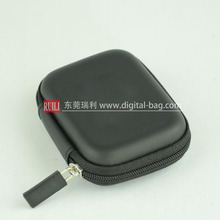 Water proof earphone case custom hard headphone protective bag
