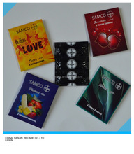 Different types of conventional sex maie condom with delay,flavour,classic,ribbed
