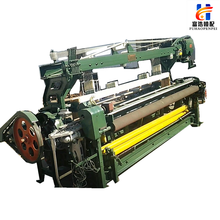 types of power looms high quality of textile machinery has shuttle rapier loom