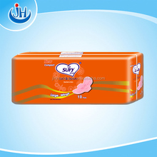 NEW Sufy-Slim Large Size Sanitary Napkins SUFY brand Soft&Secure Disposable Sanitary Napkins/Pad