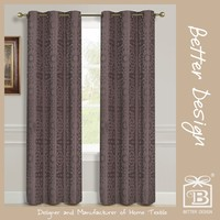 1PC STYLE CURTAINS WITH DIFFERENT STYLES OF CURTAINS