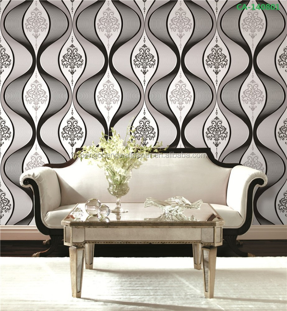indah gaya coutry pvc wallpaper