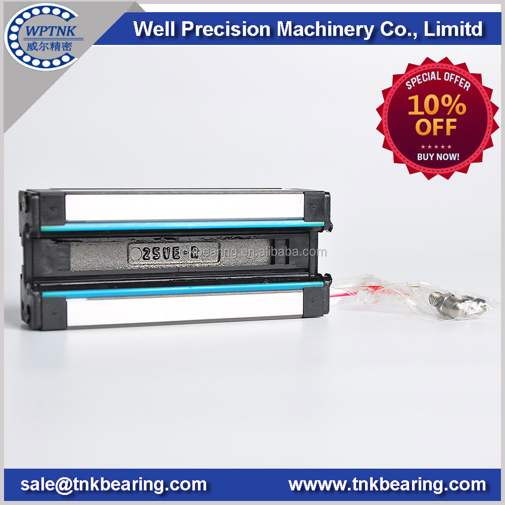 10% OFF price Taiwan Comtop linear guide TRC25VE,linear motion devices C25VE ball bearing guide rail TR25*800mm for cnc router