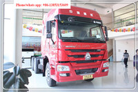 Sinotruk international howo 6x4 container tractor truck head low price for sale