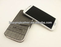 ultrathin wallet leather case for samsung galaxy s4 mini with nice design made of high quality for samsung i9500 mini