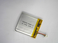 lipo Battery 3.7v 2250mAh Lithium polymer Battery , 3.7v 2250mAh li polymer battery
