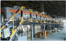 KW-001 BOPP Tape Production Line