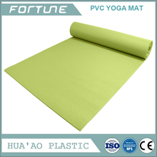 CHEAP WASHABLE YOGA & PILATES PVC MAT