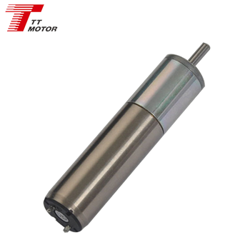 GMP16-TEC1642 micro coreless dc motor with planetary gearbox