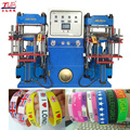 automated line hydraulic machine making silicone watch band seal