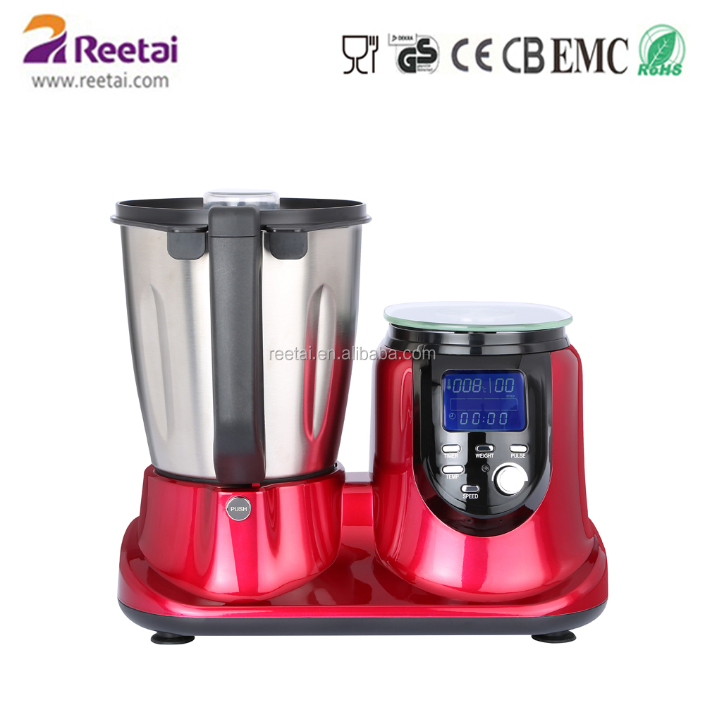 High Quality Automatic multi function Electrical Cooking Chef