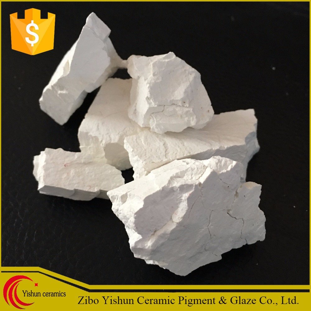 high quanlity china clay be used in white cement factory