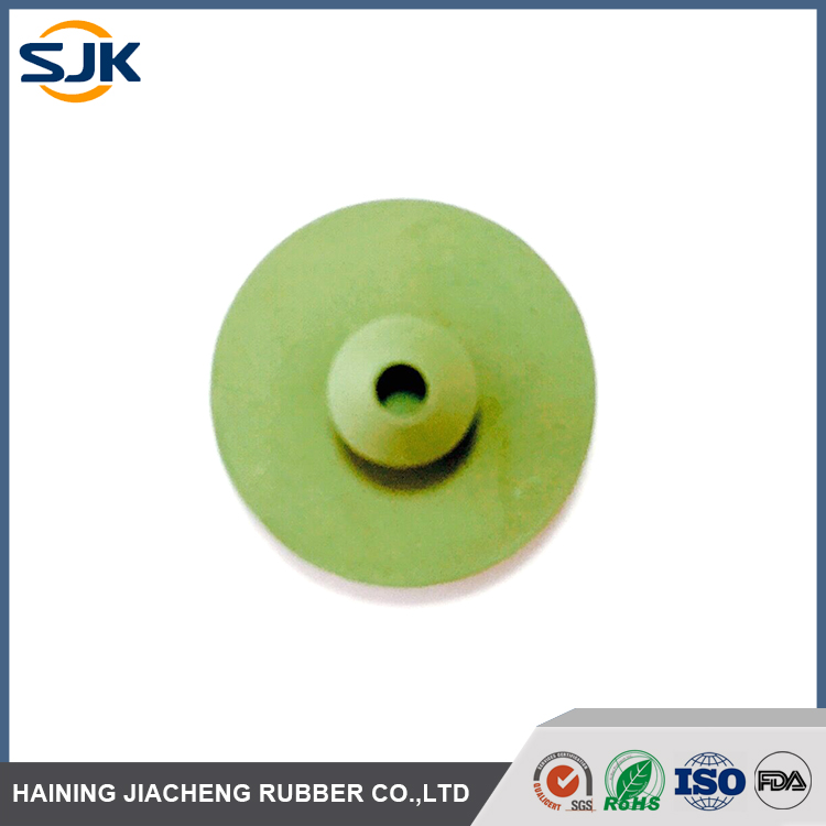 Customized mate FKM vacuum pump valve use rubber parts