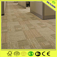 Commercial Grade Carpet Tiles/Elegant Commercial Grade Carpet Tile for Office floor