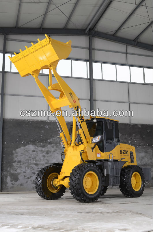 mining machinery zl-30 loader 930 with backhoe for export
