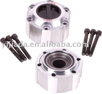 locking hubs for Nissan pickup D21