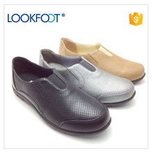 Fast shipment women comfort ladies flat shoes customized