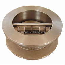 DIN Stainless Steel Wafer Type Check Valve
