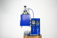 Hot melt glue dispensing machine