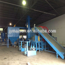 rubber milling machine, tire miller, waste tire crusher