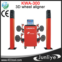 High quality LAUNCH KWA-300 3d used auto garage alloy wheel repair equipment