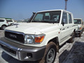 BRAND NEW 2015 HZJ79 TOYOTA LAND CRUISER PICKUP 30 ANV EDITION DOUBLE CAB DIESEL MANUAL