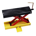 Motorcycle Scissor Jack Mini Lift 1100lb Capacity Motorcycle Jack Center Stand
