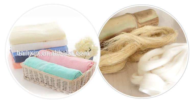 OEM service compressed bamboo cotton blended turban bath towel