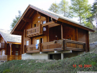 2015 low cost best design prefabricated Wooden House/cabin/wooden villa/log cabin