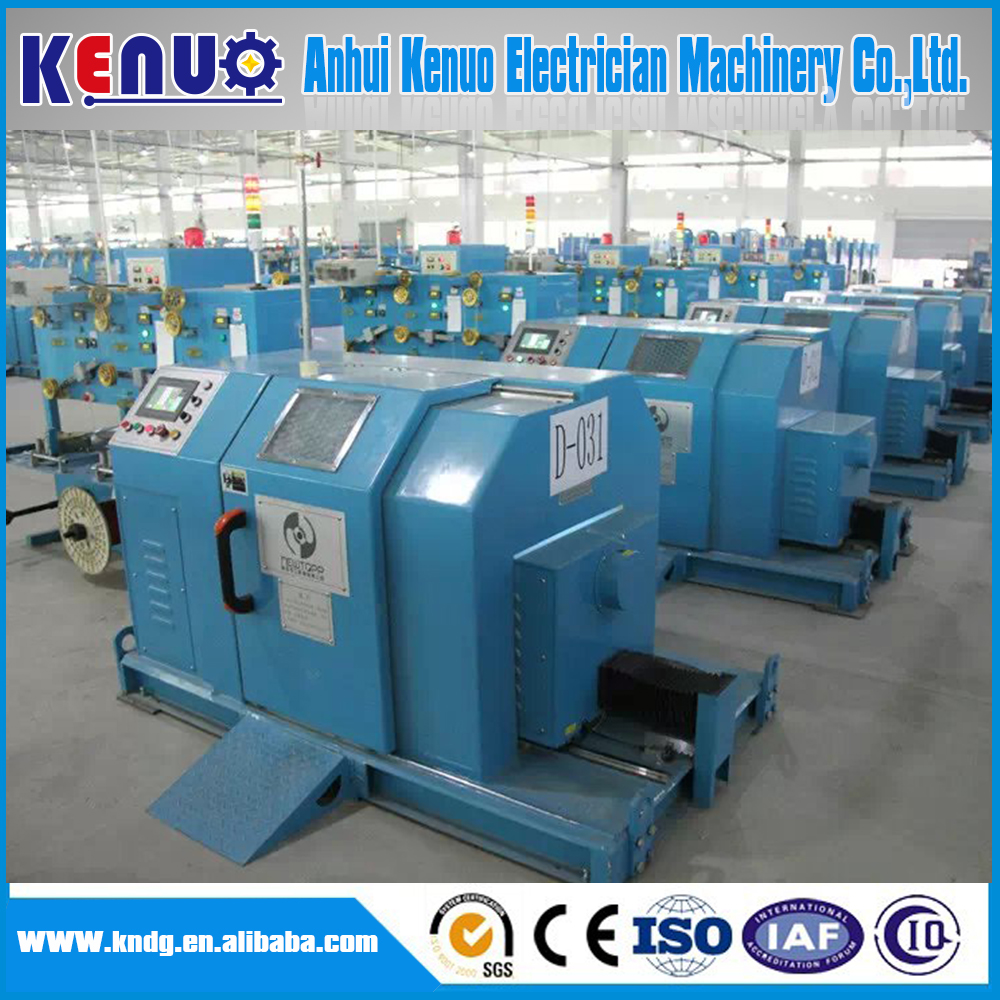 High speed wire twisting machine, cable twisting machine